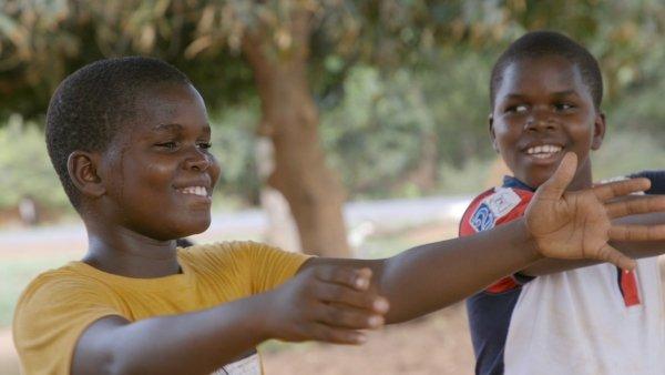 ΦΝΘ 22 – Ένα ντοκιμαντέρ χορού για παιδιά