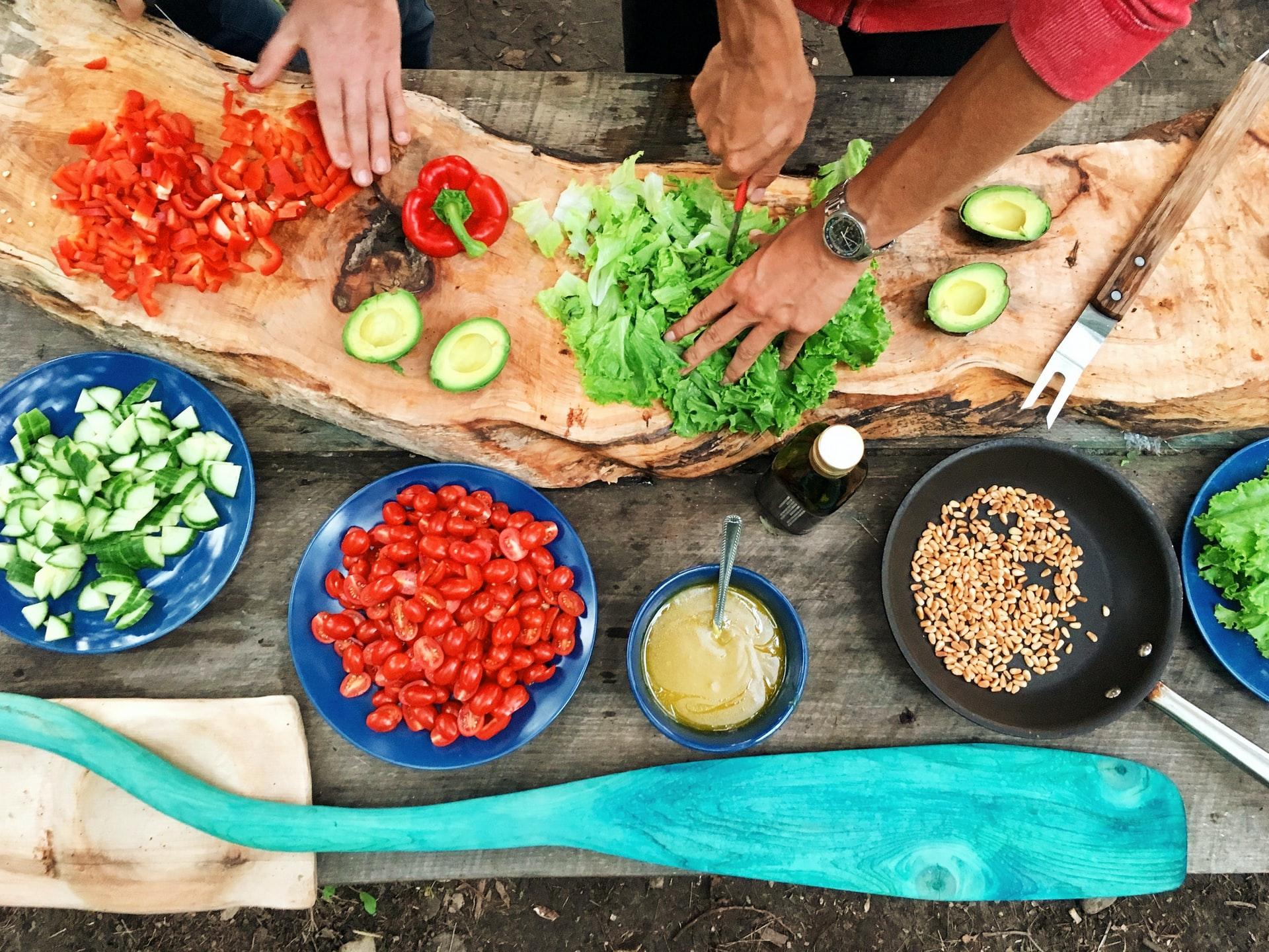 Συμβουλές διατροφής για προστασία από τον καύσωνα