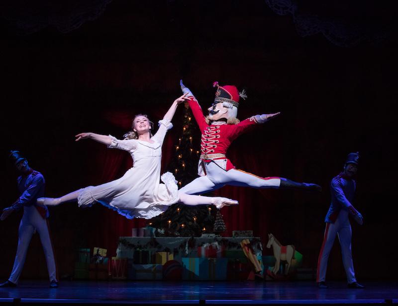 Ο Καρυοθραύστης, το μπαλέτο των Χριστουγέννων!